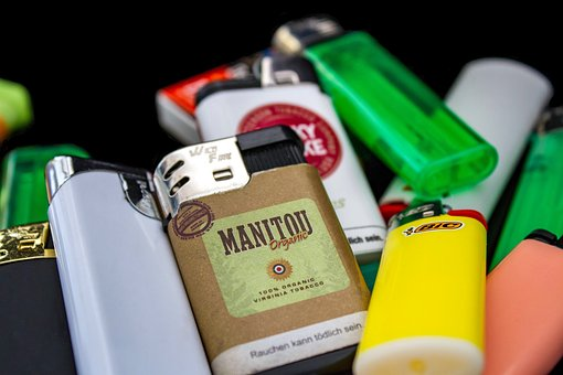 Selling lighters to teenagers banned in Primorye