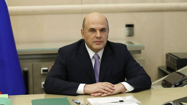 Mishustin will discuss the development of the Far East in Blagoveshchensk