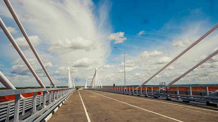 The government will award the builders of the bridge to China from the Amur region