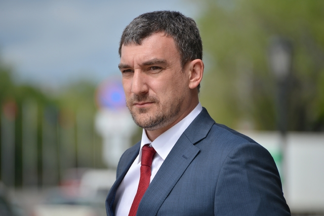 Vasily Orlov gave all his salary to fight with coronavirus in the Amur region