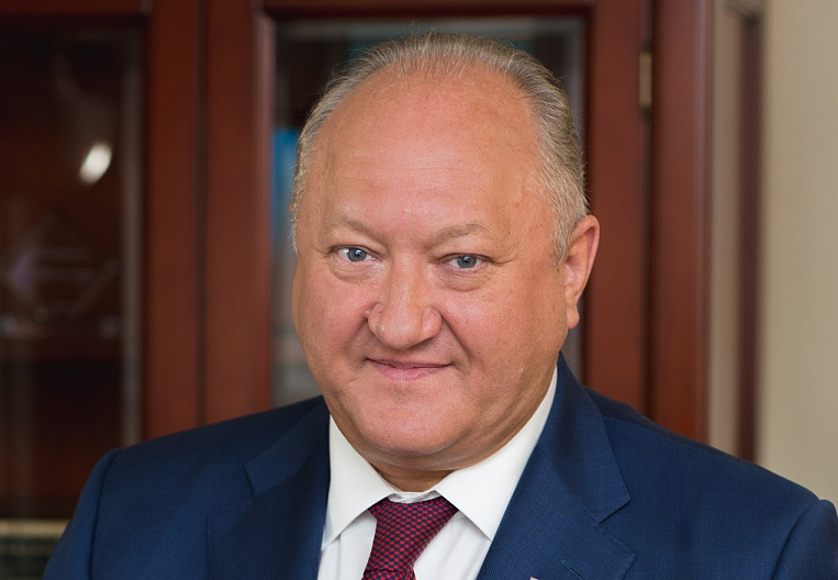 "Vladimir Iliykhin: ""Kamchatka Experiences Stability"""