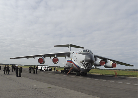 Defense Ministry begins evacuation of Russians from China