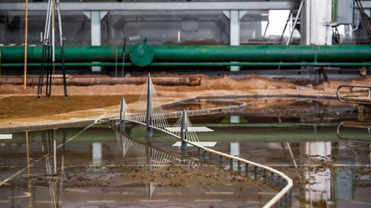 The project of the Lena Bridge in Yakutia won the ROSINFRA Prize