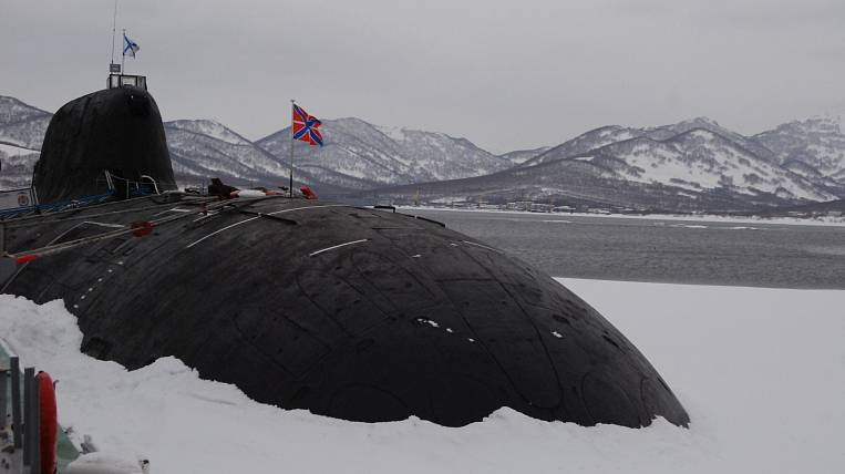 "Nuclear submarine ""Khabarovsk"" will be launched later"
