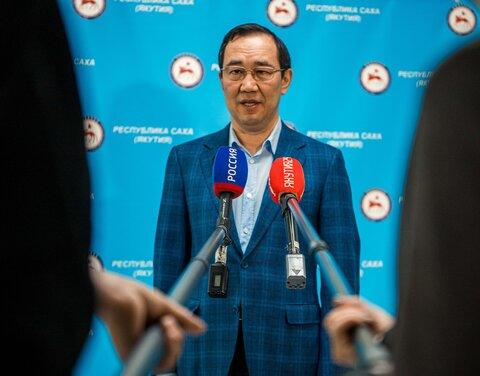 Mandatory mask mode introduced in Yakutsk