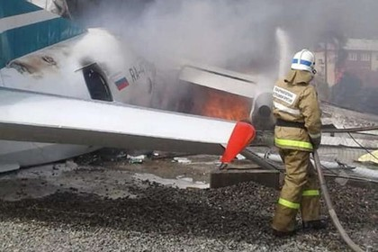 The number of victims in a plane crash in Buryatia has grown to 22-s