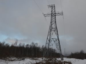 A new power line in the south-eastern part of Sakhalin has been commissioned