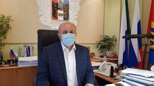 The mayor of Khabarovsk confirmed the coronavirus