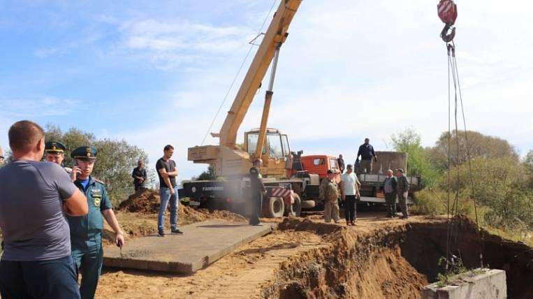 Criminal case opened after dam break in Jewish Autonomous Region