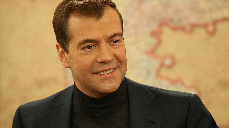 Dmitry Medvedev: We intend to deepen our strategic partnership in every possible way