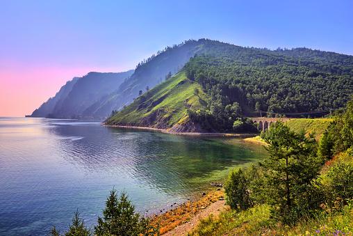 VEB wants to build a resort town on Lake Baikal