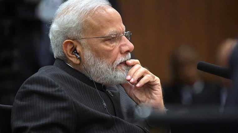 Indian Prime Minister praises technology for pandemic