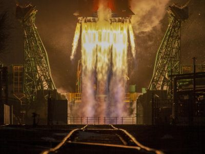 "The spacecraft ""Yu.A. Gagarin"" with Khabarovsk on board successfully launched to the ISS"