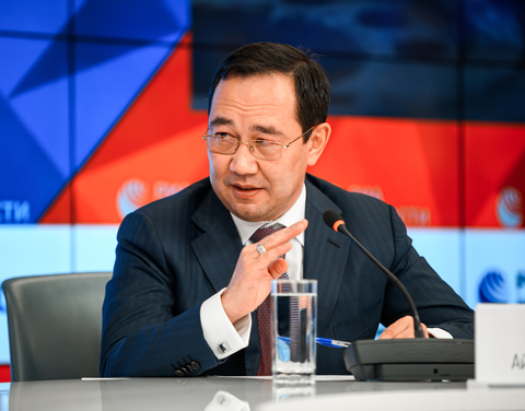 The head of Yakutia denied data on toll passage on the Lena bridge