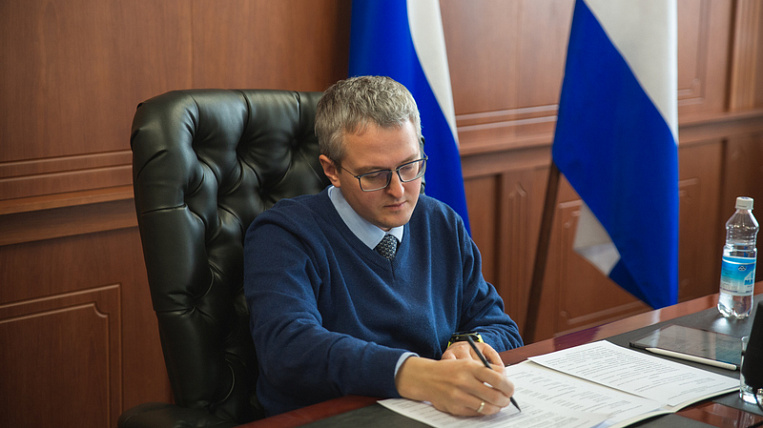Acting Governor will become self-nominated for the post of head of Kamchatka