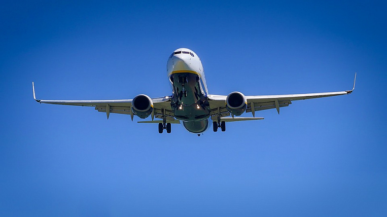 In July, three export flights will arrive in Vladivostok