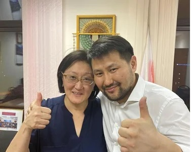 The ex-mayor of Yakutsk congratulated the new head on the victory