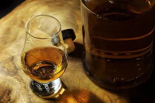 Elite whiskey sales dipped due to coronavirus