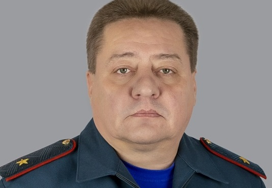 The head of the regional GU Ministry of Emergency Situations was replaced in the Khabarovsk Territory
