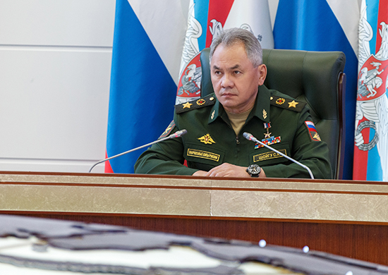 Shoigu is concerned about the pace of construction of a medical center in Ulan-Ude