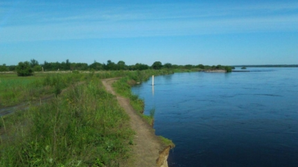 Emergency regime introduced in one of the areas of the Amur region due to flooding