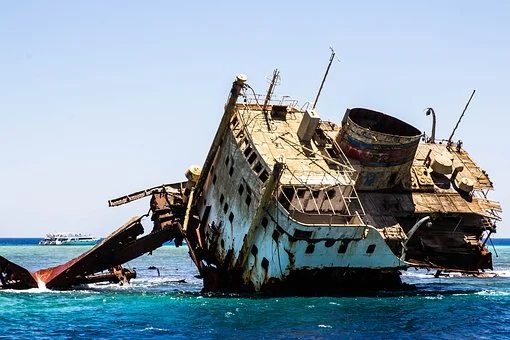 The Ministry of Transport will work out a mechanism for the elimination of sunken ships
