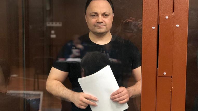 Defense of the former mayor of Vladivostok appealed the verdict