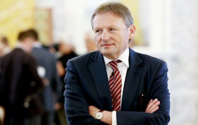 Titov proposed to expand the program of concessional lending for business
