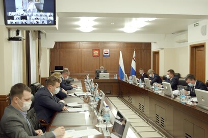 Solodov changed the structure of the government of Kamchatka