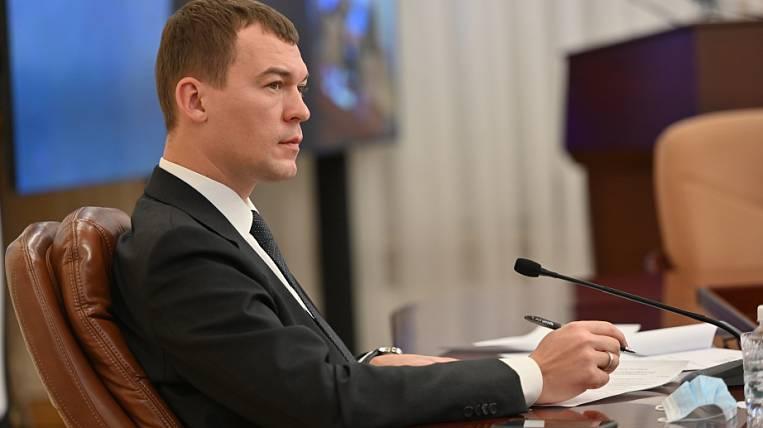 Degtyarev: investors do not go to the Khabarovsk Territory