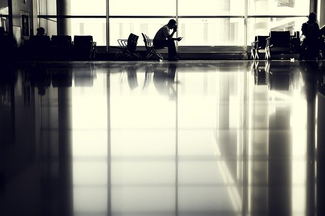 Passenger traffic at Russian airports decreased by almost 90%