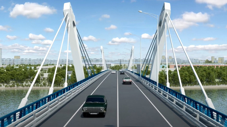 4,6 billion rubles will be spent on the bridge over Zeya in the Amur region this year