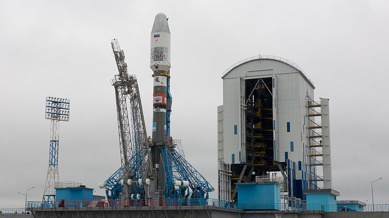 The Angara rocket began to be built for launch from Vostochny