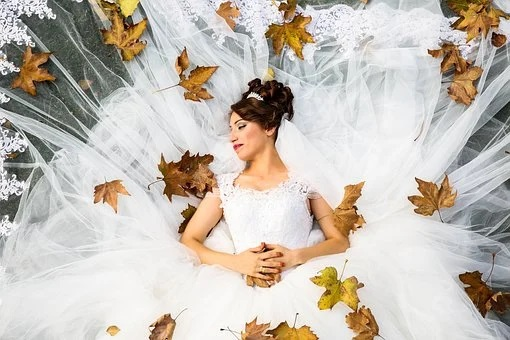 Demand for wedding dresses tripled after self-isolation