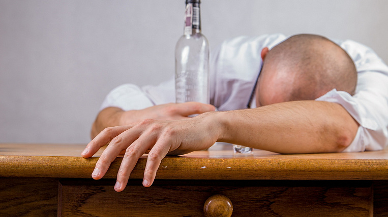 Ministry of Health has identified the most drinking region in Russia