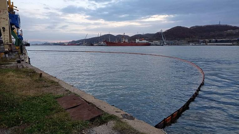 The perpetrators of the oil spill were punished in Primorye