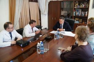 Children's medical center will be built in Angara