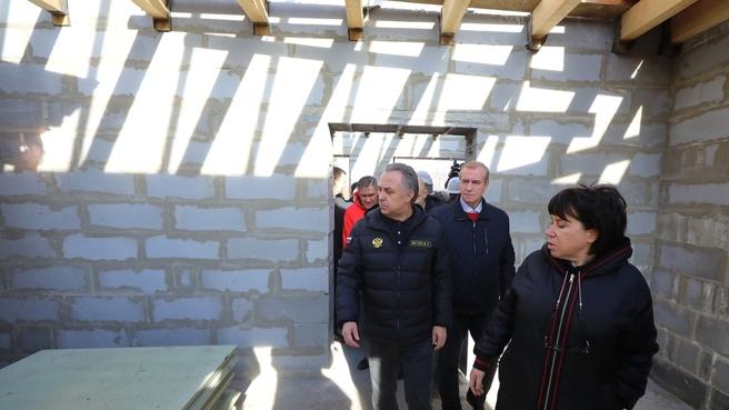 Mutko criticized the pace of restoration of flooded Nizhneudinsk