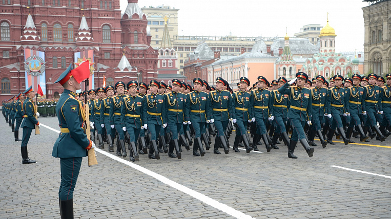 Invitations to participate in the Victory Parade in Russia were sent to 19 countries