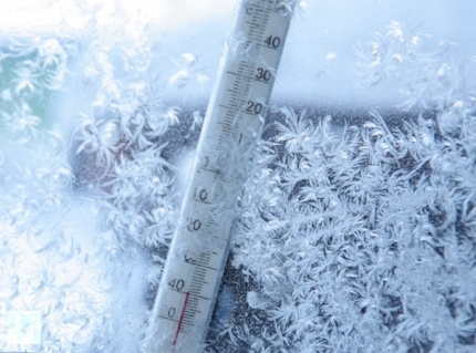 Frosts up to 45 degrees are expected in Transbaikalia