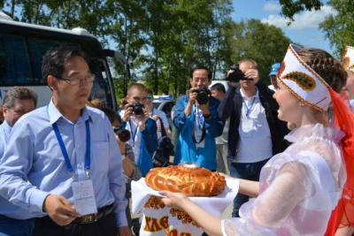 """TOR """"Belogorsk"""" was visited by Chinese journalists"""