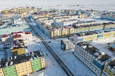 The city in Chukotka will switch to a heat supply system from a floating nuclear power plant