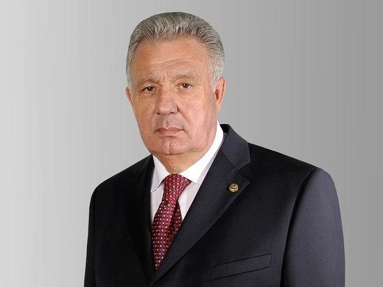 Ex-Plenipotentiary Ishayev retrained charge