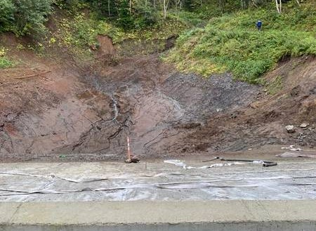 Emergency mode due to mudflows announced in Sakhalin
