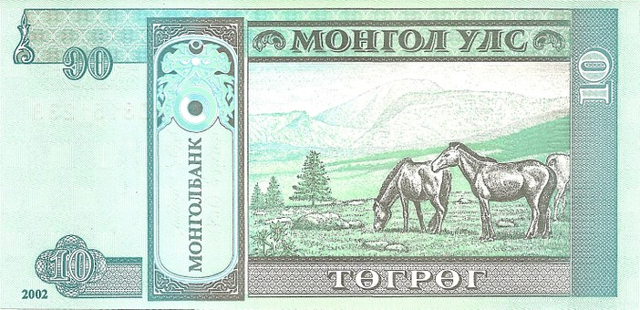 Mongolian student sent money to support doctors from Buryatia