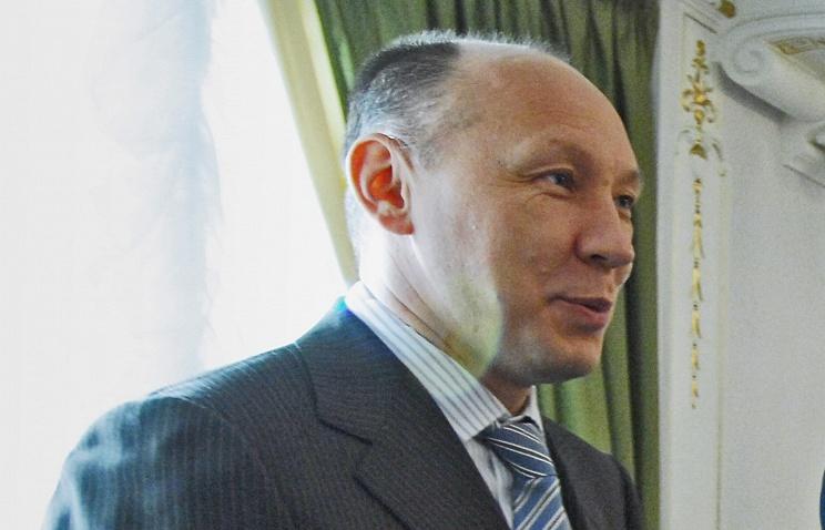 Konstantin Laptev: