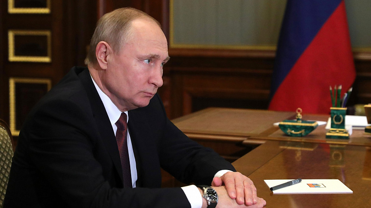 President's activities are approved by 60% of the Russian population