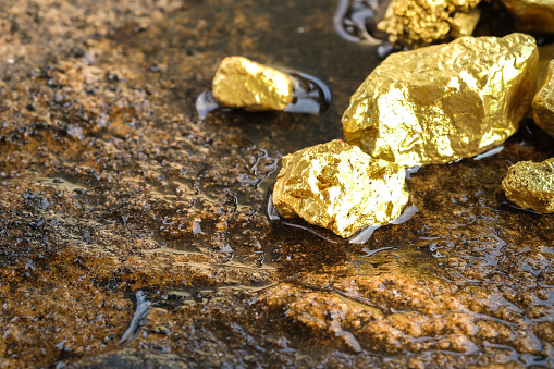 Russia will become the world leader in gold mining by 2025