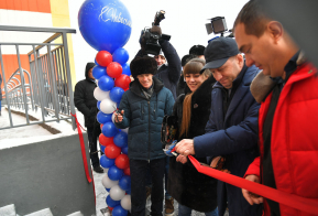 Khabarovsk orphans received apartments for the New Year