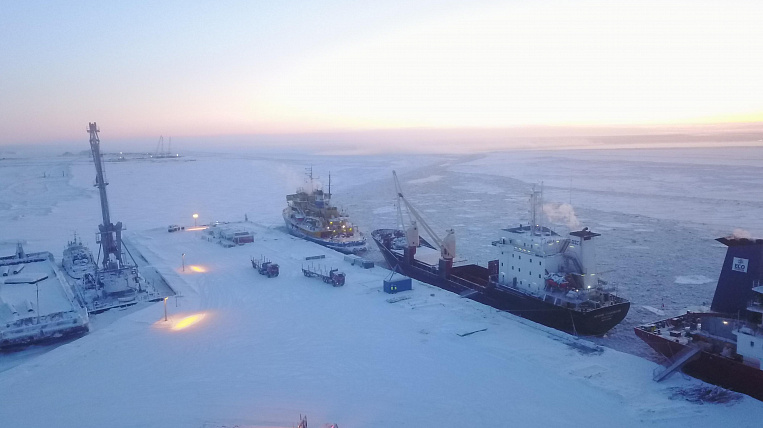 Dredging the bottom for the LNG terminal in Kamchatka needs 21 billion rubles